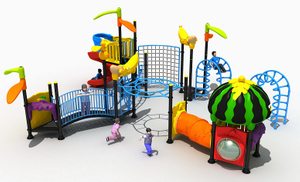 Atrractive Children Customized Outdoor Equipment Equipment Playground