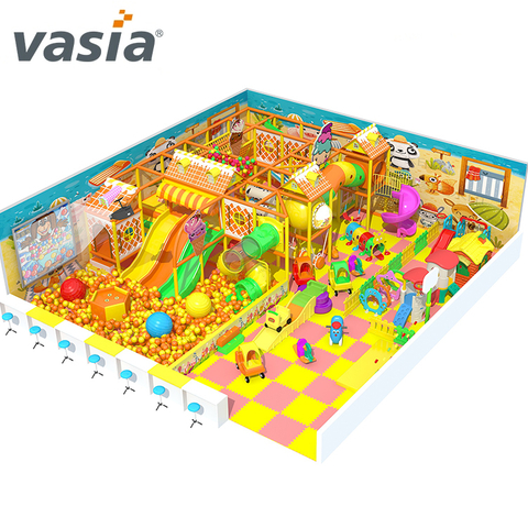 Awesome Indoor Playground Birthday Party patio interior para niños pequeños